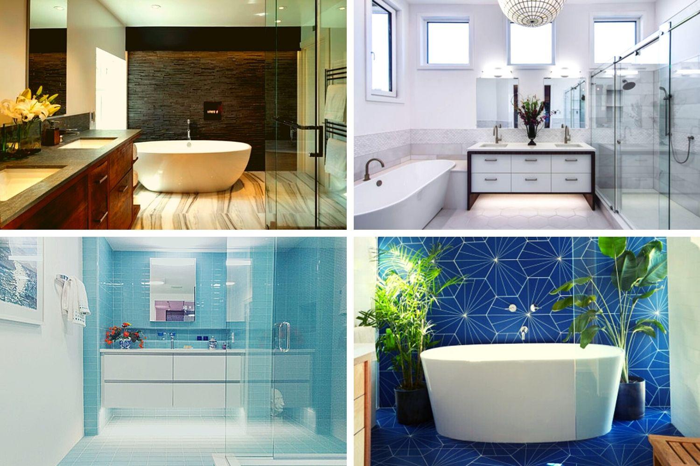 29 Distinctively Beautiful Mid-century Modern Bathroom to Get Inspired