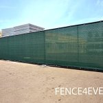 8×50-8ft-Tall-3rd-Gen-Olive-Green-Fence-Privacy-Screen-Windscreen-Shade-Cover-Mesh-Fabric-Aluminum-Grommets-Home-Court-or-Construction-0-1