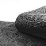 ALEKO-6-x-150-Sample-Fence-Privacy-Screen-Outdoor-Backyard-Fencing-Windscreen-Shade-Cover-Mesh-Fabric-Eye-Black-0-0