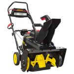 Brute-1696666-Single-Stage-Snow-Thrower-with-Snow-Shredder-Technology-and-Electric-Start-22-Inch-0
