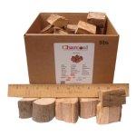 CharcoalStore-Olive-Wood-Smoking-Chunks-Bark-20-Pounds-0