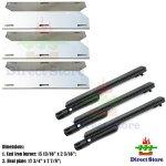 Direct-store-Parts-Kit-DG225-Replacement-Jenn-Air-730-0163-720-0163-Gas-Grill-Repair-Kit-Burner-and-Heat-Plates-3-Pack-0