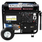 DuroMax-XP10000E-8000-Running-Watts10000-Starting-Watts-Gas-Powered-Portable-Generator-0-0