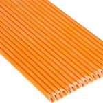 FiberMarkers-14Inch-x-4Ft-Orange-100-Pack-Hollow-Driveway-Markers-Snow-Poles-Reflective-Snow-Markers-0-1