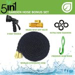 Garden-Hose-100-Feet-Strongest-Hose-Water-Hose-Expandable-Hose-Best-Hoses-with-Free-8-way-Spray-Nozzle-Rust-free-Watering-Hose-Hanger-and-Shutoff-Valve-Flexible-Hose-0-0