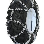 Grizzlar-GTN-515-Garden-Tractor-Snowblower-Net-Diamond-Style-Alloy-Tire-Chains-480400-8-400480-8-480-8-400-8-0