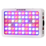 HIGROW-Optical-Lens-Series-300W-Full-Spectrum-LED-Grow-Light-for-Indoor-Plants-Veg-and-Flower-Garden-Greenhouse-Hydroponic-Grow-Lights-12-Band-5WLED-0
