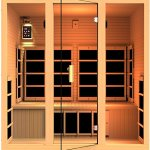 JNH-Lifestyles-Joyous-4-Person-Far-Infrared-Sauna-9-Carbon-Fiber-Heaters-5-Year-Warranty-0