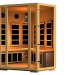 JNH-Lifestyles-Joyous-Corner-Far-Infrared-Sauna-8-Carbon-Fiber-Heaters-5-Year-Warranty-0-0