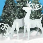 Large-Christmas-Outdoor-2-Reindeer-Set-0