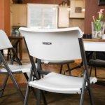 Lifetime-80191-Light-Commercial-Folding-Chair-White-Granite-with-Gray-Frame-4-Pack-0-0