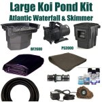 Patriot-Complete-Pond-Kit-Atlantic-Skimmer-Waterfall-5200-GPH-Pump-20-x-25-LA2-0