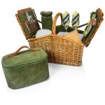 Picnic-Time-Somerset-English-Style-Double-Lid-Willow-Picnic-Basket-with-Service-for-2-0-0