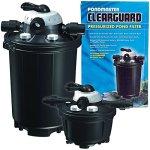 Pondmaster-ClearGuard-Pressurized-Filter-wUV-Pondmaster-ClearGuard-Pressurized-Filter-wUV-ClearGuard-Model-8000-0