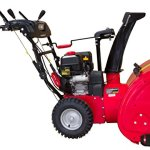Power-Smart-DB7103PA-28-Inch-Snow-Thrower-252-cc-Electric-Start-Engine-with-Power-Assist-0-1
