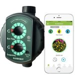 RainRobot-SC6400-Smart-Irrigation-ControllerSmart-Hose-Timer-Instant-One-Touch-Control-from-Indoors-with-Smartphone-iPhoneAndroid-Reliable-Long-Range-Control-Multi-Zone-Support-Water-Saver-0