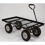 Strongway-Jumbo-Wagon-48inL-x-24inW-1400-Lb-Capacity-0-1
