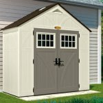 Suncast-BMS8400D-Tremont-Resin-Storage-Shed-4-34-by-8-4-12-0