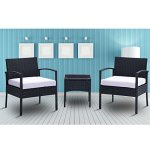 URattan-3PC-Rattan-Wicker-Furniture-Table-Chair-Set-Cushioned-Patio-Outdoor-Garden-0