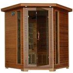 Whistler-4-Person-Corner-Infrared-Cedar-Sauna-0