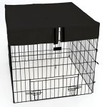 Wire-Compost-Bin-Spring-Gardener-Kitchen-Waste-Composter-with-Stakes-and-Cover-Soil-Saver-Sustainable-Solution-for-Backyard-Gardeners-and-Homeowners-32in-x-32in-x-30in-H-0-0