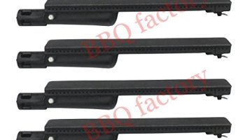 Hongso CBF301(4-pack) Cast Iron Barbecue Gas Grill