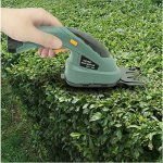 Grass-Shear-Hedge-Trimmer-Cordless-36V-Lawn-Mower-Yard-Garden-Electric-2-In-1-US-Stock-0