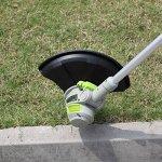 LawnMaster-CLGT2412-24-Volt-Li-On-Cordless-Pro-Grass-Trimmer-12-Inch-0-0