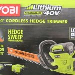 Ryobi-40-Volt-Cordless-Hedge-Trimmer-24-includes-Lithium-Ion-Battery-plus-Charger-by-Ryobi-0