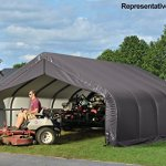 18x28x9-Peak-Style-Shelter-Gray-Cover-0-1