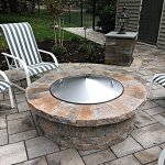 39-Round-Stainless-Steel-Metal-Fire-Pit-Cover-Top-Lid-0-0