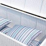 40-White-Resin-Wicker-Outdoor-Patio-Garden-Hinged-Lidded-Storage-Deck-Box-0-2