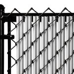 5ft-Gray-Ridged-Slats-for-Chain-Link-Fence-0