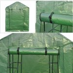 8-Shelves-Greenhouse-Portable-Mini-Walk-In-Outdoor-Green-House-2-Tier-New-0-3