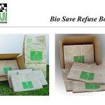 BAGRBR30105BO-Lawn-amp-Leaf-Self-standing-Bags-Kraft-30-Gal-Brown-0