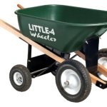 Big-4-Wheeler-Heavy-Duty-Wheelbarrow-6-Cubic-Feet-0