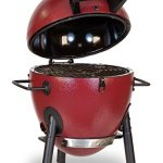 Char-Griller-E6714-Akorn-JR-Kamado-Kooker-Charcoal-Grill-0-0