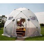 FlowerHouse-Dome-14-x-14-Foot-Greenhouse-0