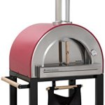 Forno-Venetzia-FVP300R-Pronto-300-Red-Outdoor-Pizza-Oven-0