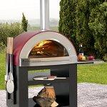 Forno-Venetzia-FVTOR300R-Torino-300-Red-Outdoor-Pizza-Oven-0-2
