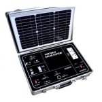 Gowe-500w-AC-portable-solar-power-system-with-110v-modify-inverter-and-38w-solar-panel-0