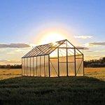 Grandio-Ascent-8×16-Greenhouse-Kit-6mm-Twin-Wall-Polycarbonate-0-0