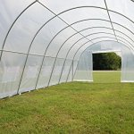 Green-Garden-Hot-House-Walk-In-Clear-Greenhouse-33×13-Sun-Shade-Cover-By-DELTA-Canopies-0-2