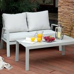 HOMES-Inside-Out-IDF-OC1765-LV-Arthur-Patio-Loveseat-Bench-Light-Gray-0