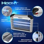 Hoont-Powerful-Electronic-Indoor-Bug-Zapper–20-Watts-Covers-6000-Sq-Ft-Fly-Killer-Insect-Killer-Mosquito-Killer–For-Residential-Commercial-and-Industrial-Use-0-0