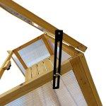 Leisure-Season-Mini-Greenhouse-Solid-Wood-Decay-Resistant-0-0