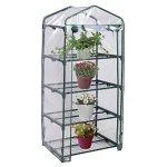 Light-Green-4-Shelves-Green-House-Portable-Mini-Outdoor-Green-house-Garden-0