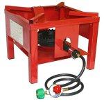 Martin-Portable-Outdoor-Propane-Burner-Cooker-Stand-Regulator-4-Hose-65000-BTUHour-0
