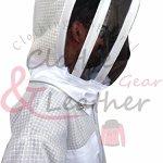 Massivebee-Beekeeping-Ultra-Ventilated-Suit-with-domo-fencing-veil-bee-suit-0-2
