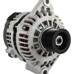 New-Alternator-For-13Si-Series-IrIf-24-Volt-50-Amp-Caterpillar-327-6712-0
